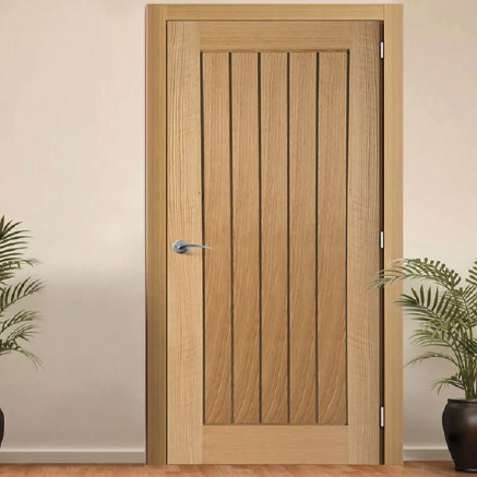 DOMESTIC & COMMERCIAL DOORS