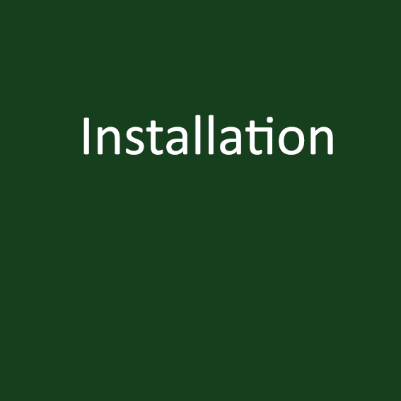 Installation and Maintenance Guide